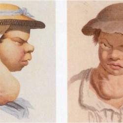 Mlode kretynki, sztych z XVI