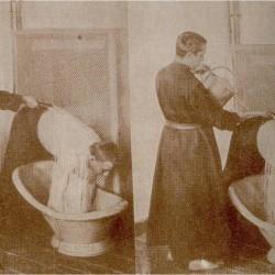 polewanie wodą