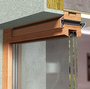 nawiewnik okienny, wentylacja okien